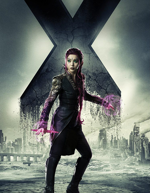 Days of Future Past Poster Blink