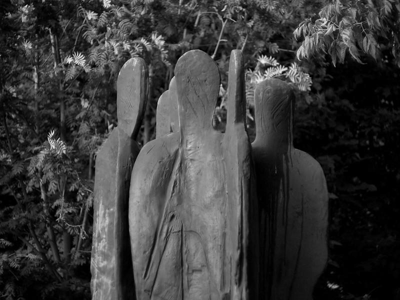 Monument Joseph Brodsky