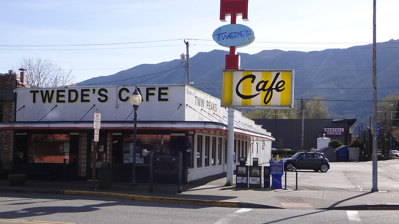 Twin Peaks - Double R Diner