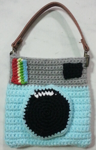 Instagram Bag Crochet