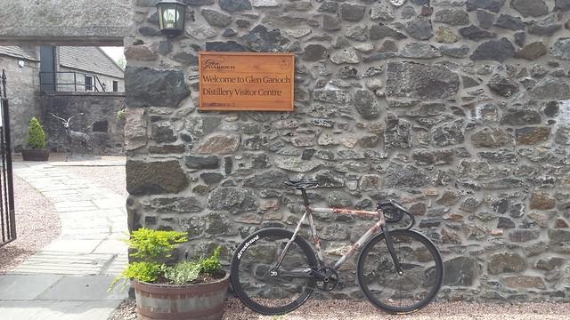 Glen Garioch Visitor Centre