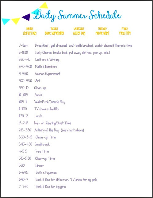 DailySchedulePic