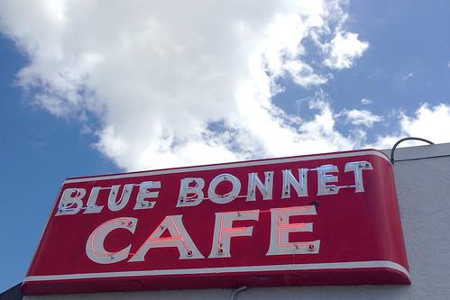 Bluebonnet Cafe