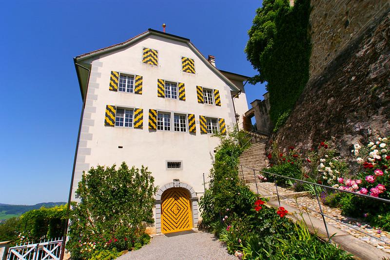 Schloss Heidegg, 6284 Gelfingen, Schweiz