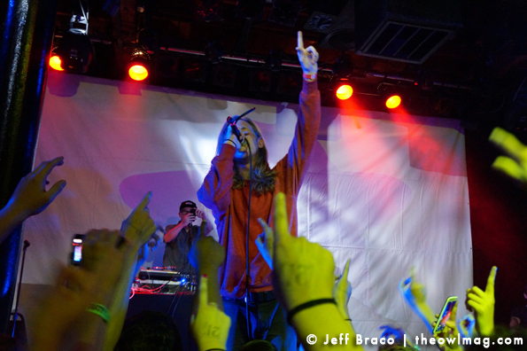 Asher Roth @ Slim's, SF 6/29/14