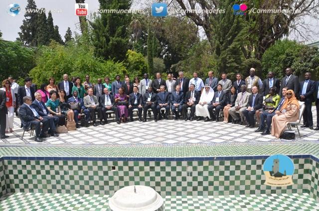 الدورة الثانية للملتقى الدولي للمدن الصديقة والمتوأمة مع فاس