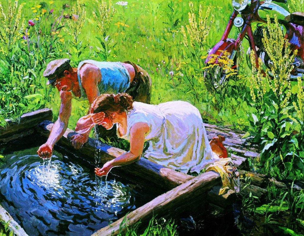 20世纪俄罗斯绘画杰作2