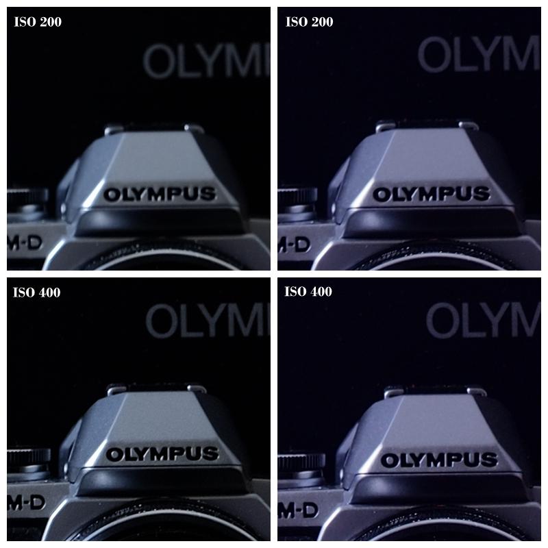 FUJIFILM  VS. OLYMPUS 還以顏色