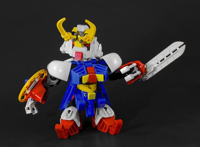 Toro Gundam SD