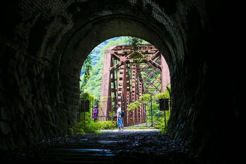 武庫川渓谷廃線ハイキング(生瀬ー武田尾)569