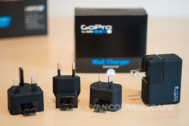 GoPro Accessories-Wall Charger-1