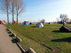Camping Zeeburg, Amsterdam