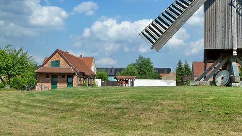 20130805 Grieben Windmühle Magdeburg nach Tangermünde Elbe Radweg (94)