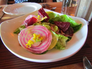 Beet Salad at Portobello