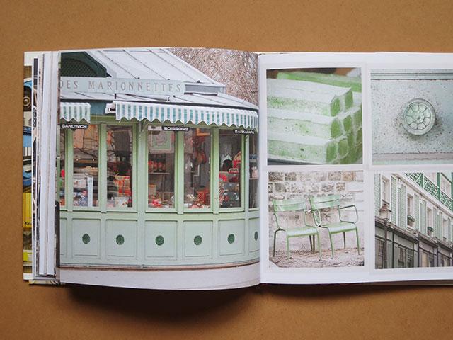 Paris in Color photo book