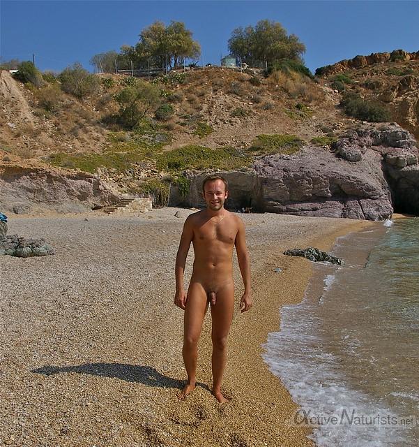 naturist 0000 Legrena, Attica, Greece