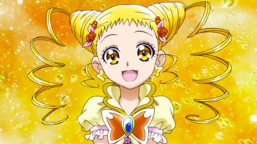 140724(2) - 春日野うらら / キュアレモネード〔春日野麗 / 星天使,Urara Kasugano is Cure Lemonade〕