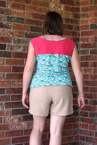 Comino Cap Shirt & Iris Shorts