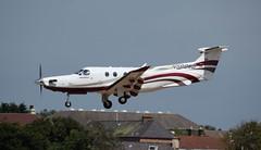 N586WD Pilatus PC12-47E on 21 July 2014