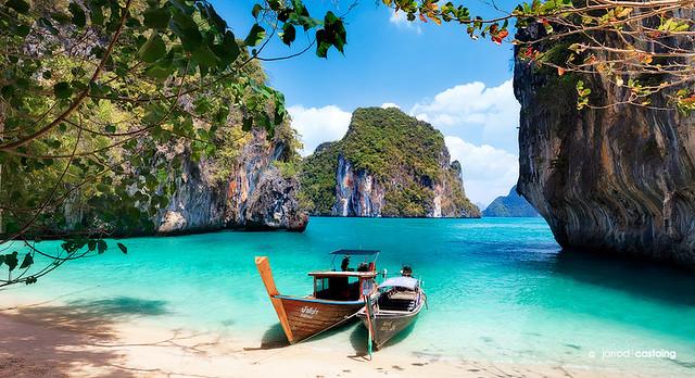 Paradise Island - Koh Lading - Thailand