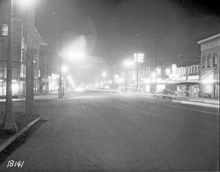 Market Street, 1952
