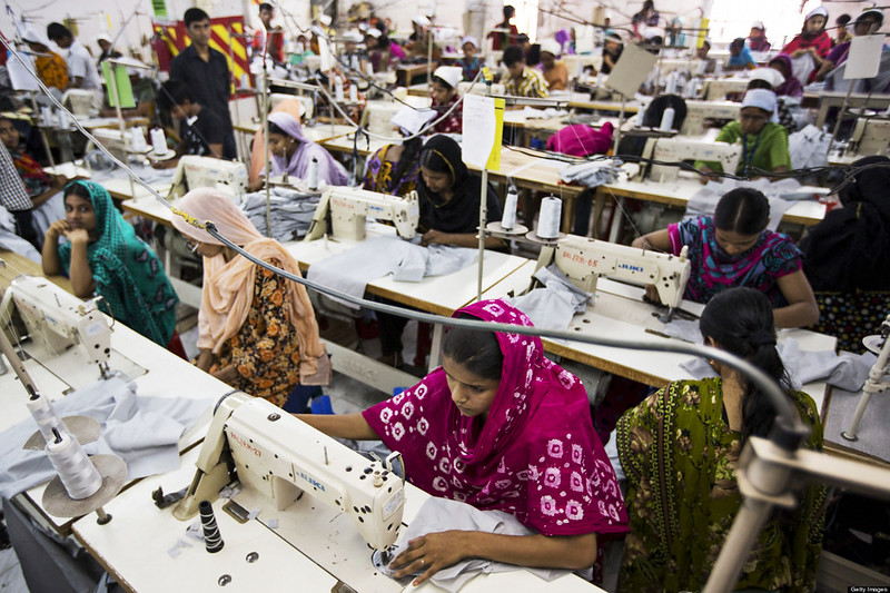 fabrica de ropa