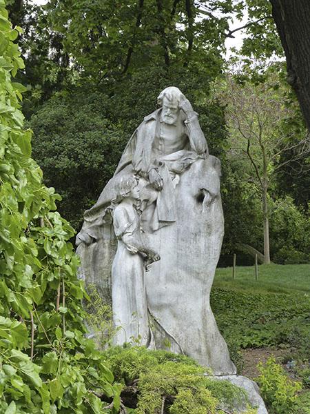 monument à Ambroise thomas de falguière