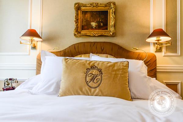 Hotel Heritage Bed Bruges Belgium