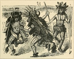 """Image from page 766 of """"The world's inhabitants; or, Mankind, animals, and plants; being a popular account of the races and nations of mankind, past and present, and the animals and plants inhabiting the great continents and principal islands"""" (1888)"""