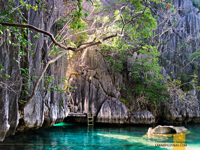Twin Lagoon at Coron Island