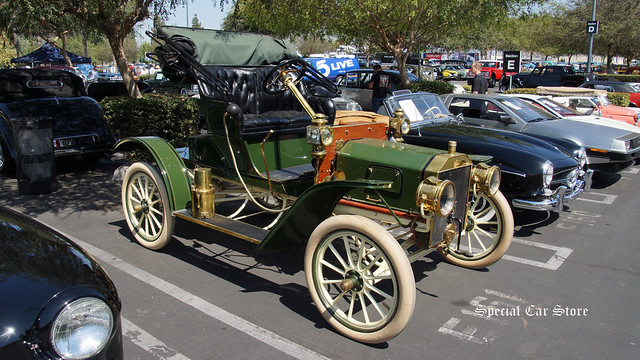 1908 Ford Model R Runabout