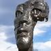 sculpture de Marion Heybroek et Ulysse Plaud 2 / Joucas, Luberon