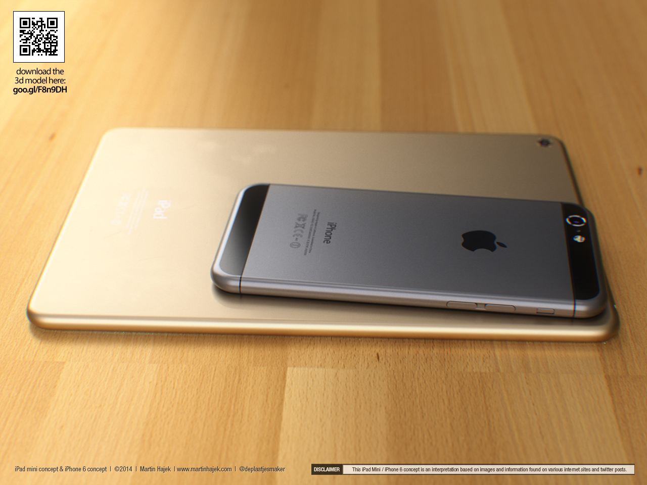 iPad mini 2014 concepts