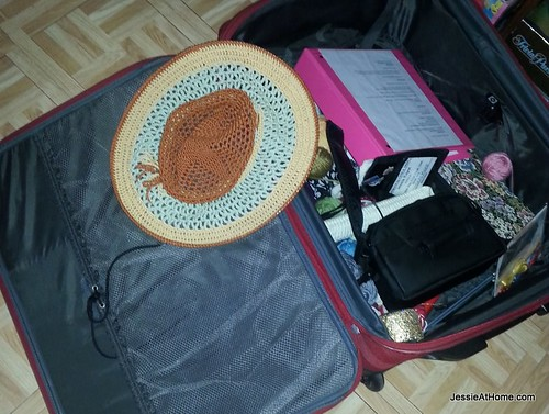 started-packing