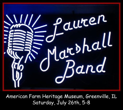 Lauren Marshall Band 7-26-14