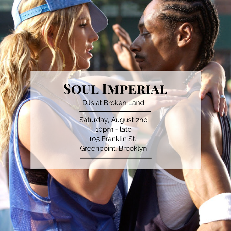 Soul Imperial Broken Land August