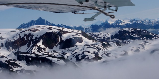 Montañas Chigmit. Alaska.