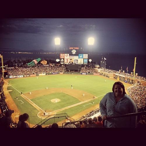 #attpark #sfgiants #mlb #baseball #sanfrancisco #kategoestocalifornia
