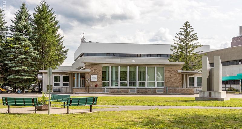 UQTR - Pavillon Suzor-Côté