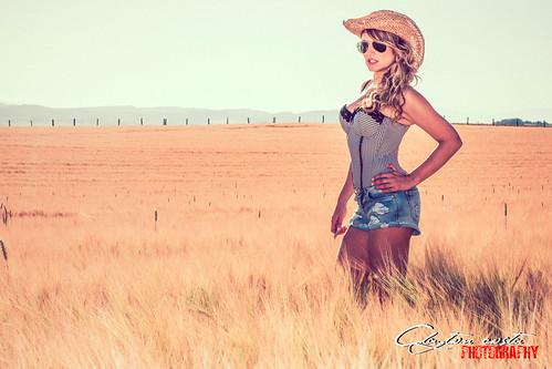 Cowgirl Arantxa