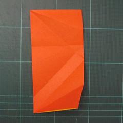 การพับกระดาษเป็นรูปปลาคาร์ฟ (Origami Koi Fish) 009