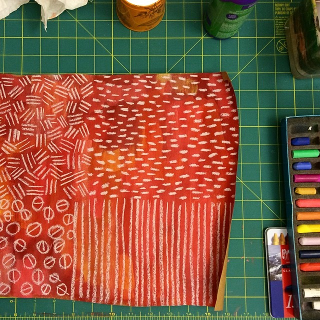 #patterns #color #art #wip