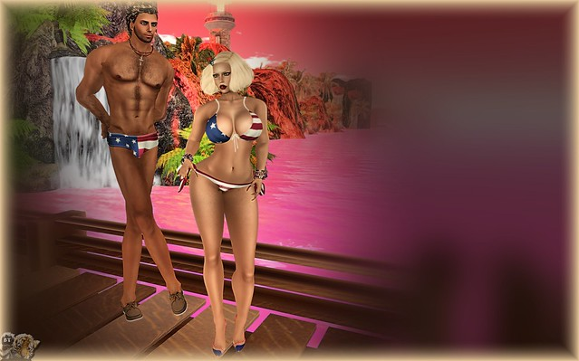 FABOO USA Bikinis