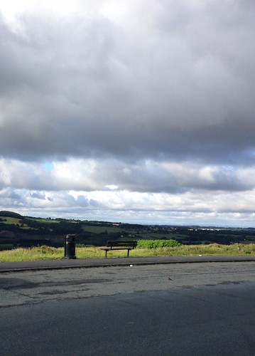 View from Parbold