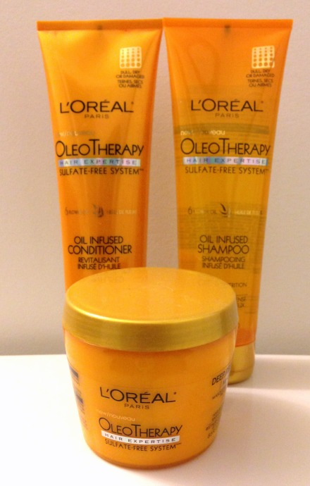 l'oreal-oleotherapy-group, hair care,