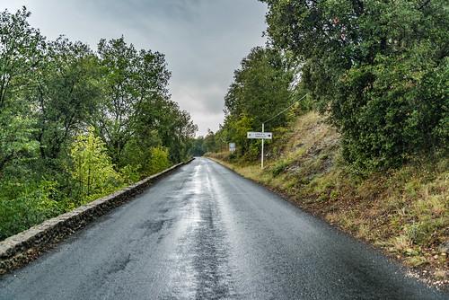 22-Route mouillée
