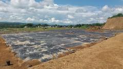 El vertedero municipal de Chone con el 72% de construcción