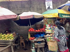 Street Market, Adebowale Ave, Maryland, Lagos State, Nigeria #JujuFilms
