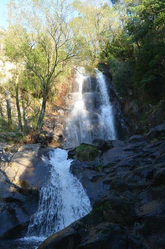 Study on a waterfall II