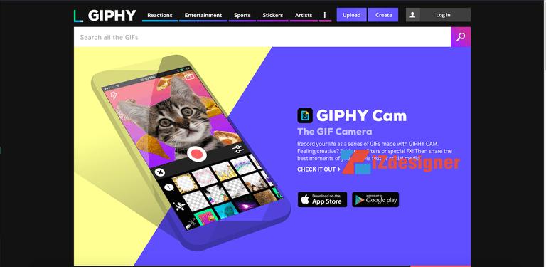 Top ứng dụng tạo GIF cho điện thoại